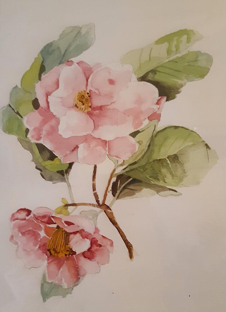 Louise Brook Rose