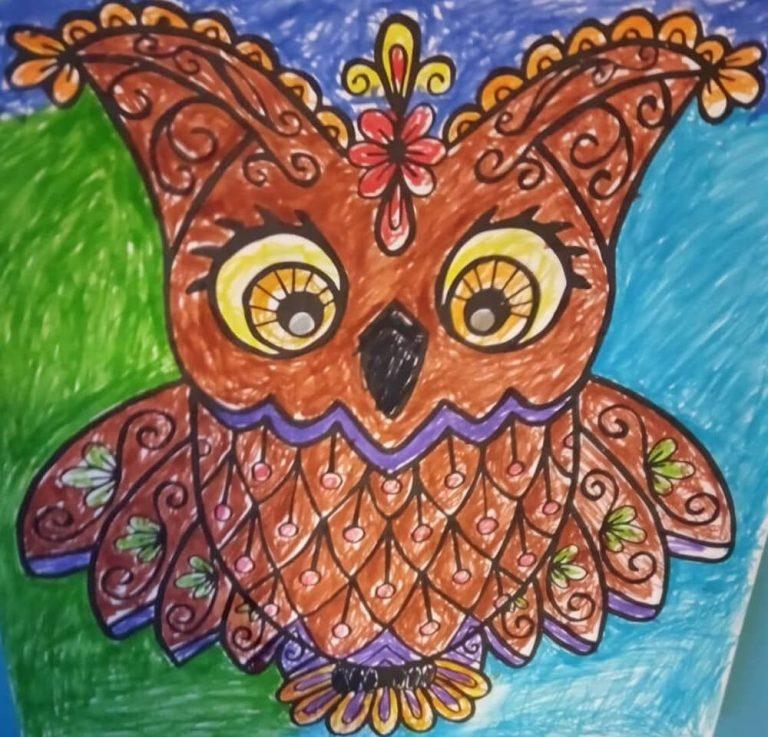 Kevin Delaney My Owl