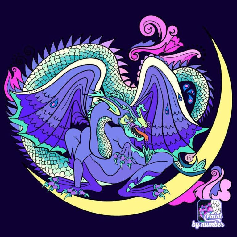Kevin Delaney – Dragon